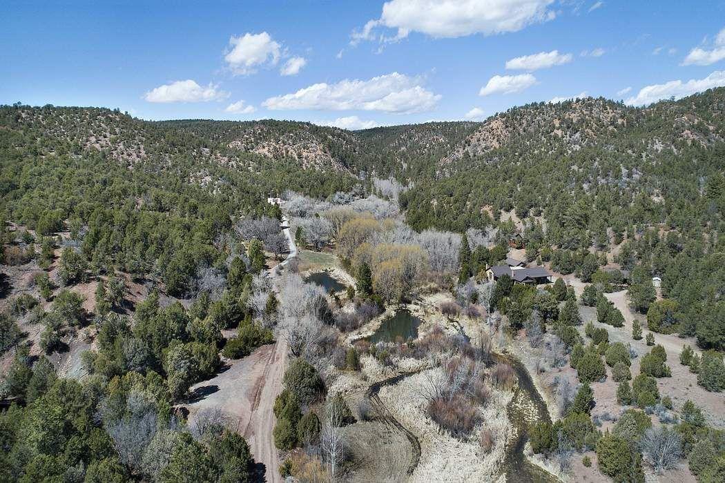 38 Johnsons Ranch Rd Res 1240 Ac Santa Fe, NM 87505