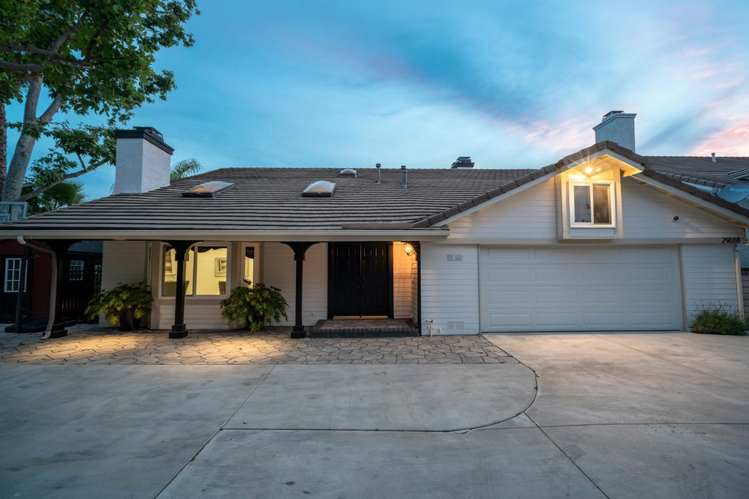 29018 Saddlebrook Drive Agoura Hills, CA 91301