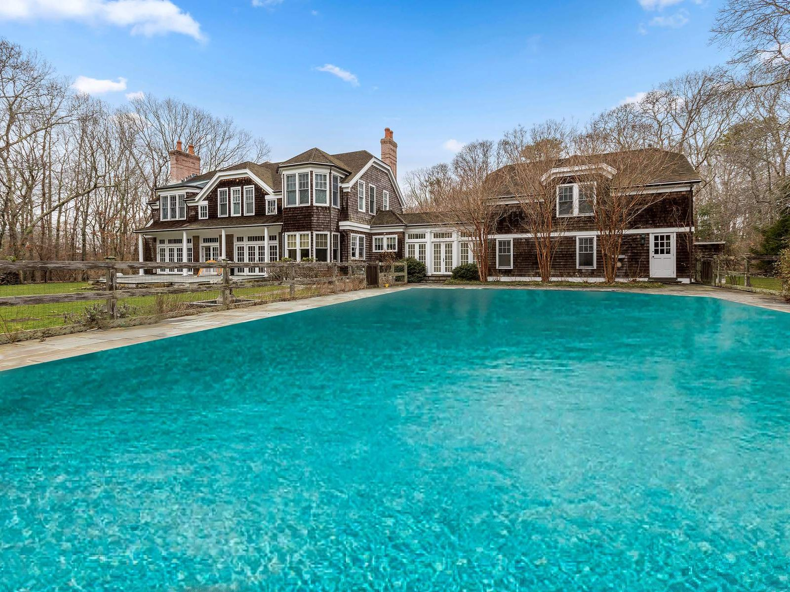 Rented - Georgica Estate with Tennis, East Hampton NY Single Family Home - Hamptons Real Estate