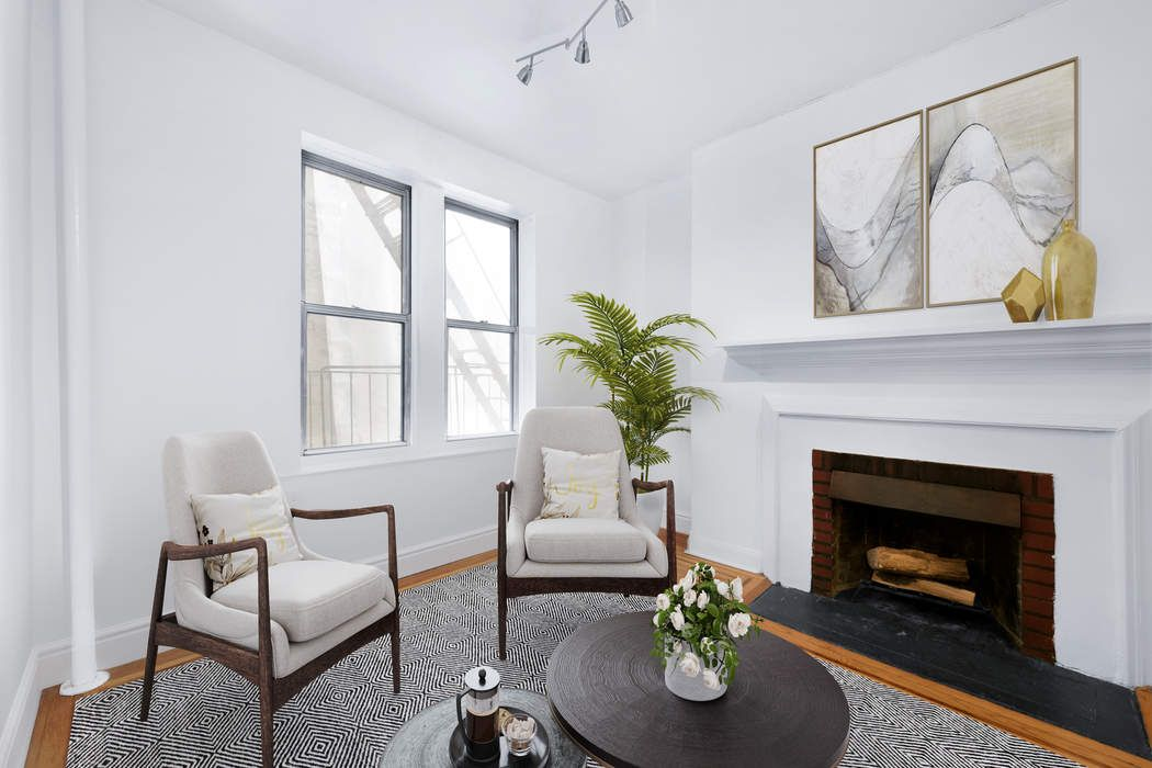 West Village One Bedroom w/ Fireplace