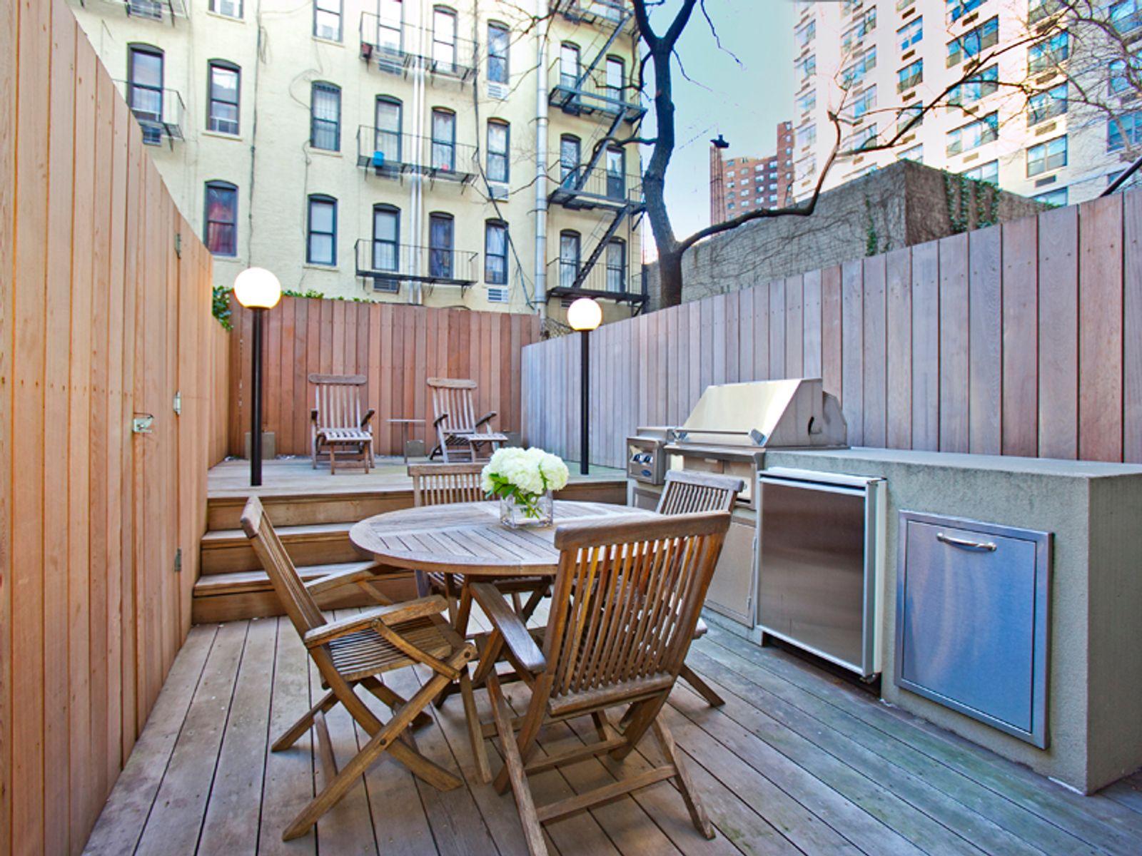 Upper East Side Garden Utopia