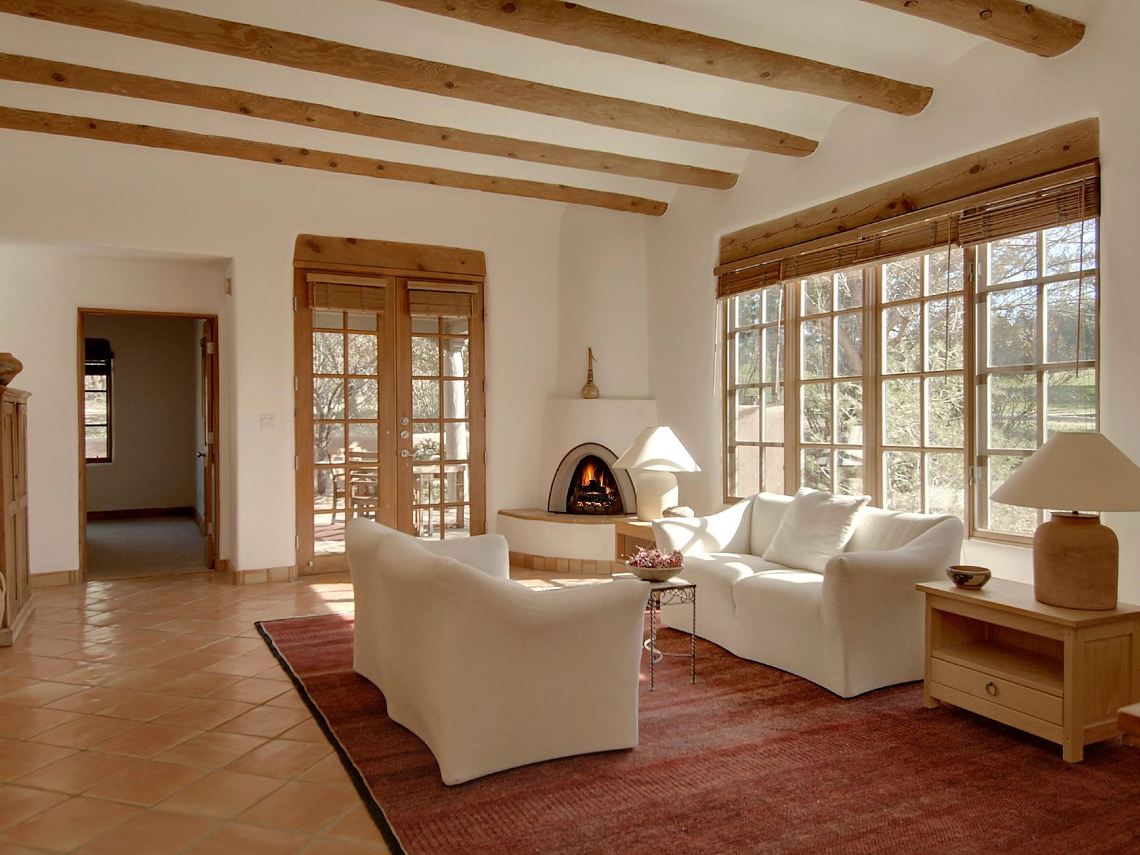 Very nice Casita floor plan., Santa Fe NM Condominium - Santa Fe Real Estate