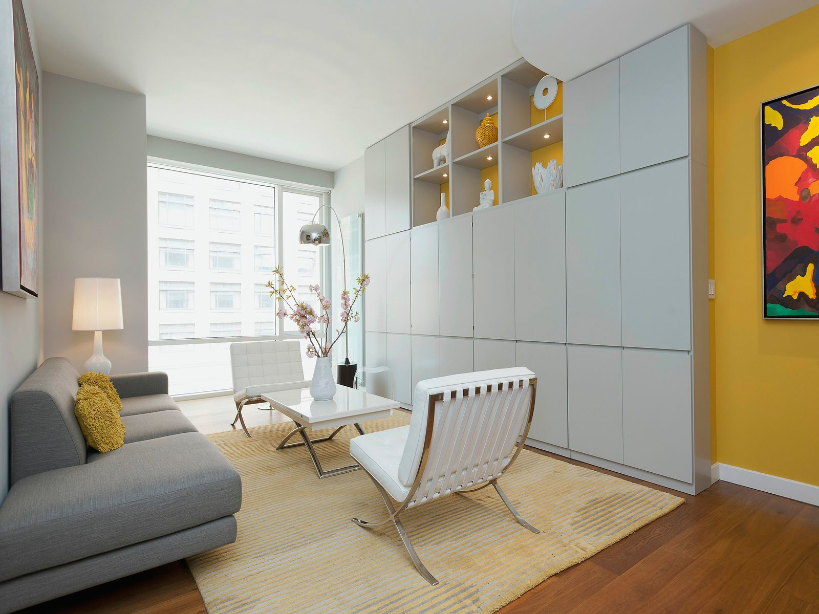 Lofty 2 bed/2 bath at Soho Mews, New York NY Condominium - New York City Real Estate