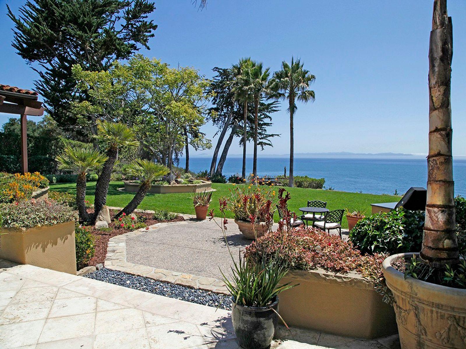 Mediterranean with Ocean Views