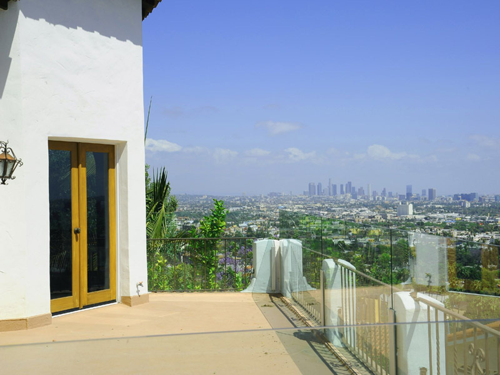 Hollywood Hills Spanish with Views
