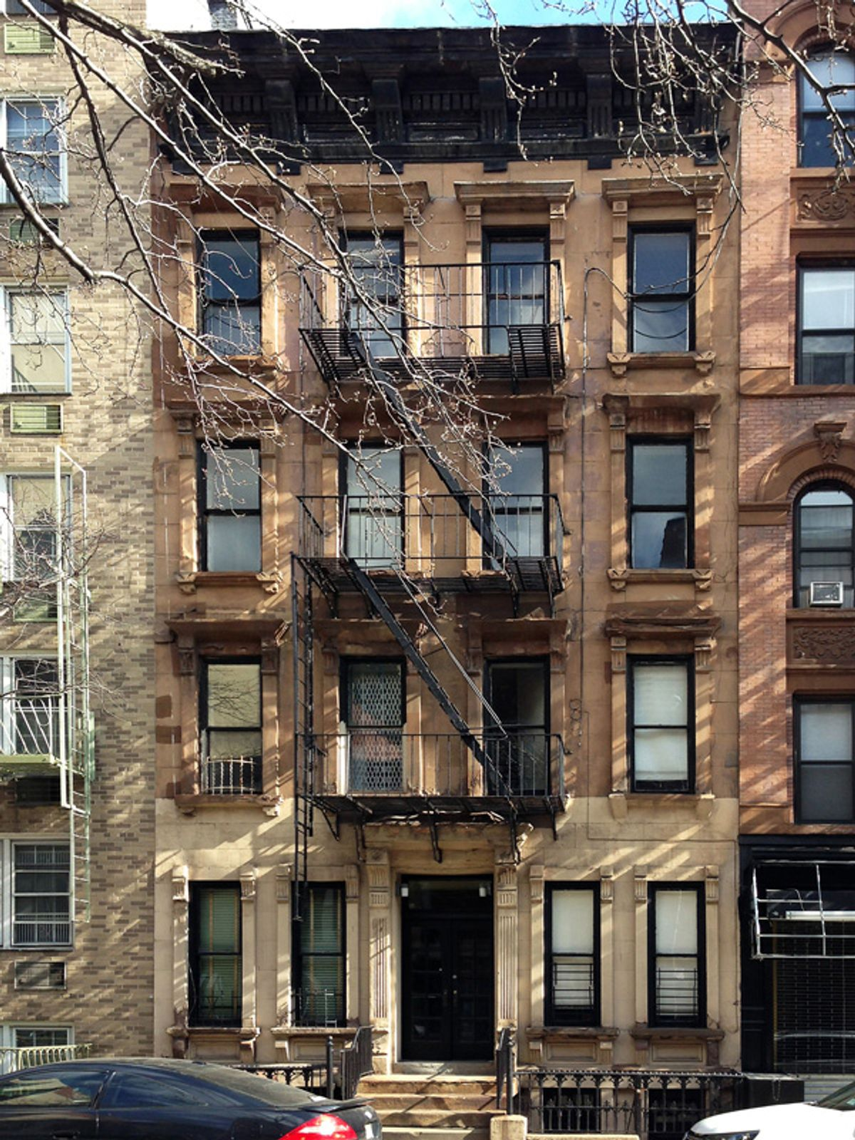Vacant 25' Wide Townhouse, New York NY Townhouse - New York City Real Estate