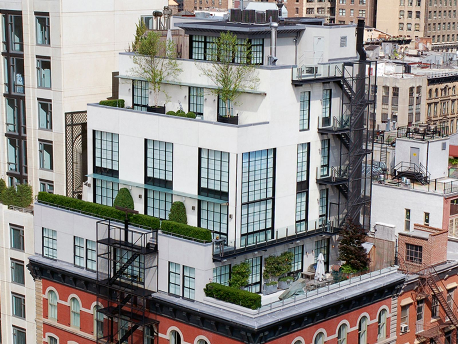 TriBeCa Penthouse Masterpiece, New York NY Condominium - New York City Real Estate