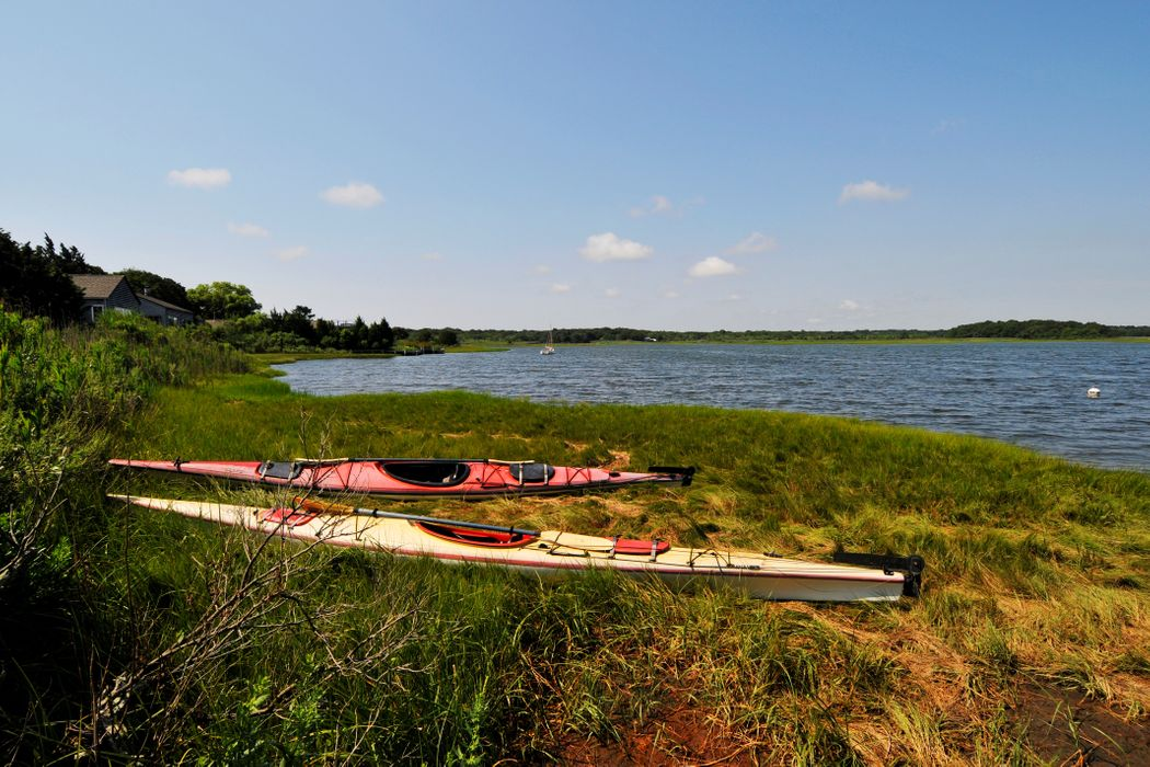 Waterfront on Accabonac Harbor  East Hampton, NY 11937