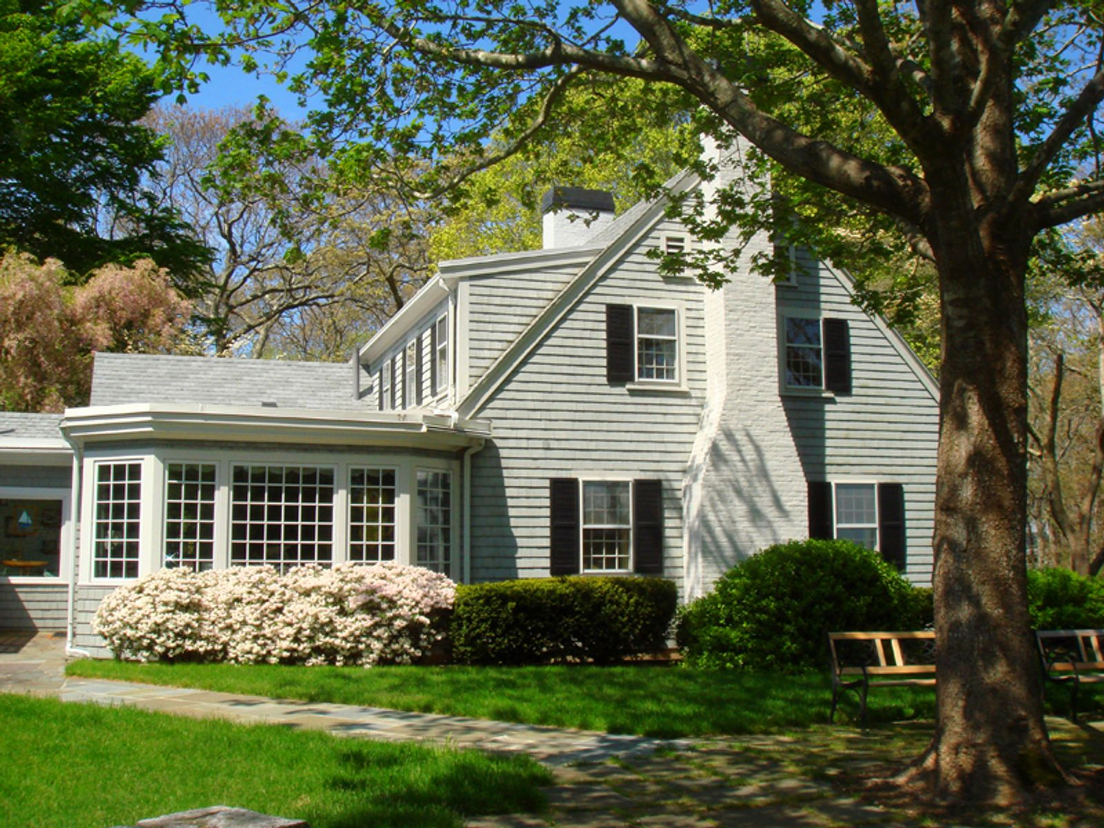 Quissett Harbor Views, Woods Hole MA Single Family Home - Cape Cod Real Estate
