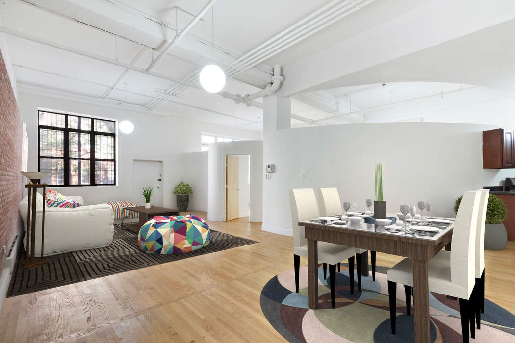 Huge Greenpoint Live/Work Loft