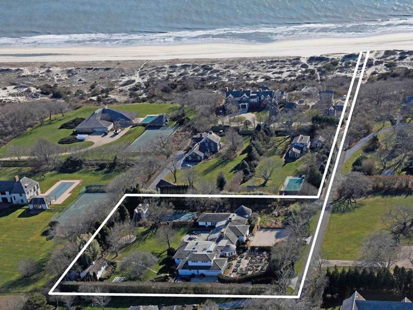 Deeded Ocean Access