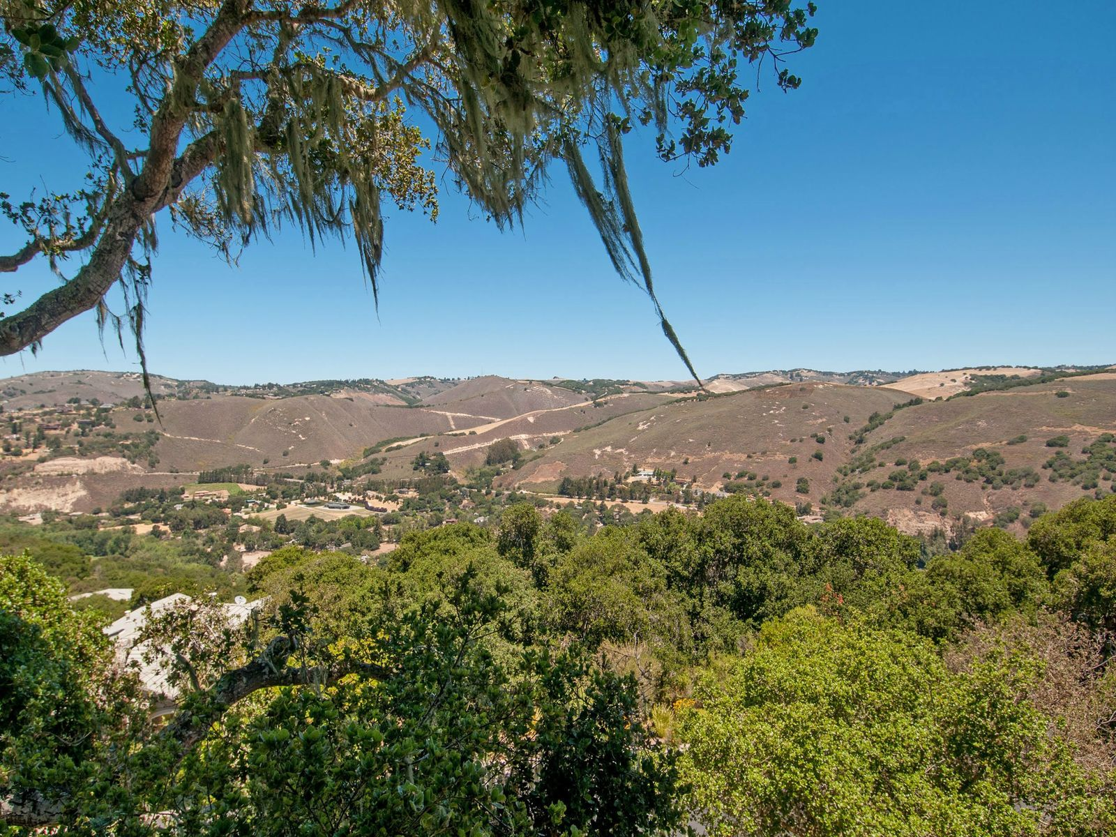 Sweeping Valley Views, Carmel CA Single Family Home - Monterey Real Estate