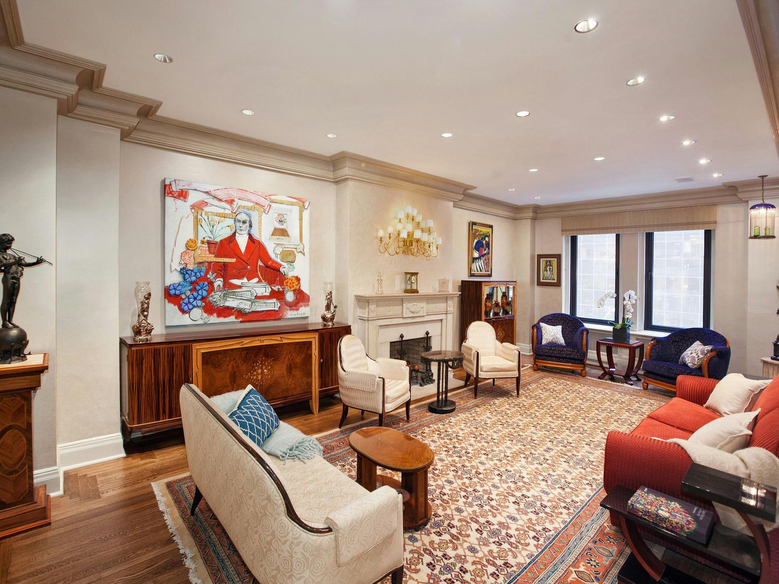 480 Park Avenue, 4A, New York NY Cooperative - New York City Real Estate