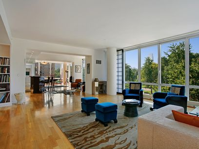 Modern Masterpiece on Central Park, New York NY Condominium - New York City Real Estate