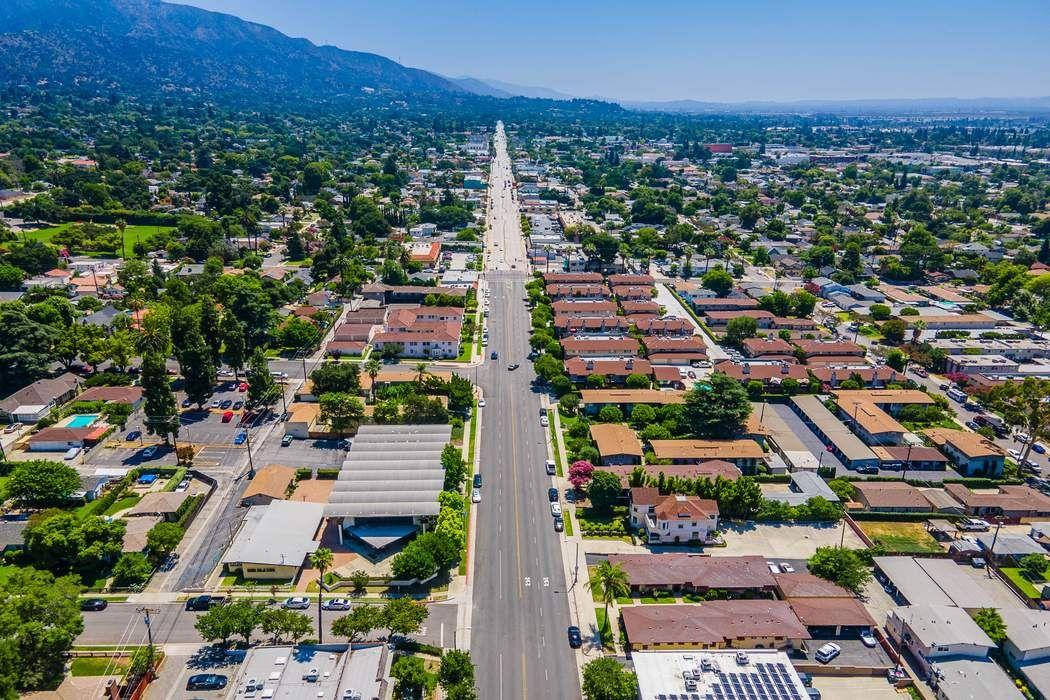 624 West Foothill Boulevard Monrovia, CA 91016