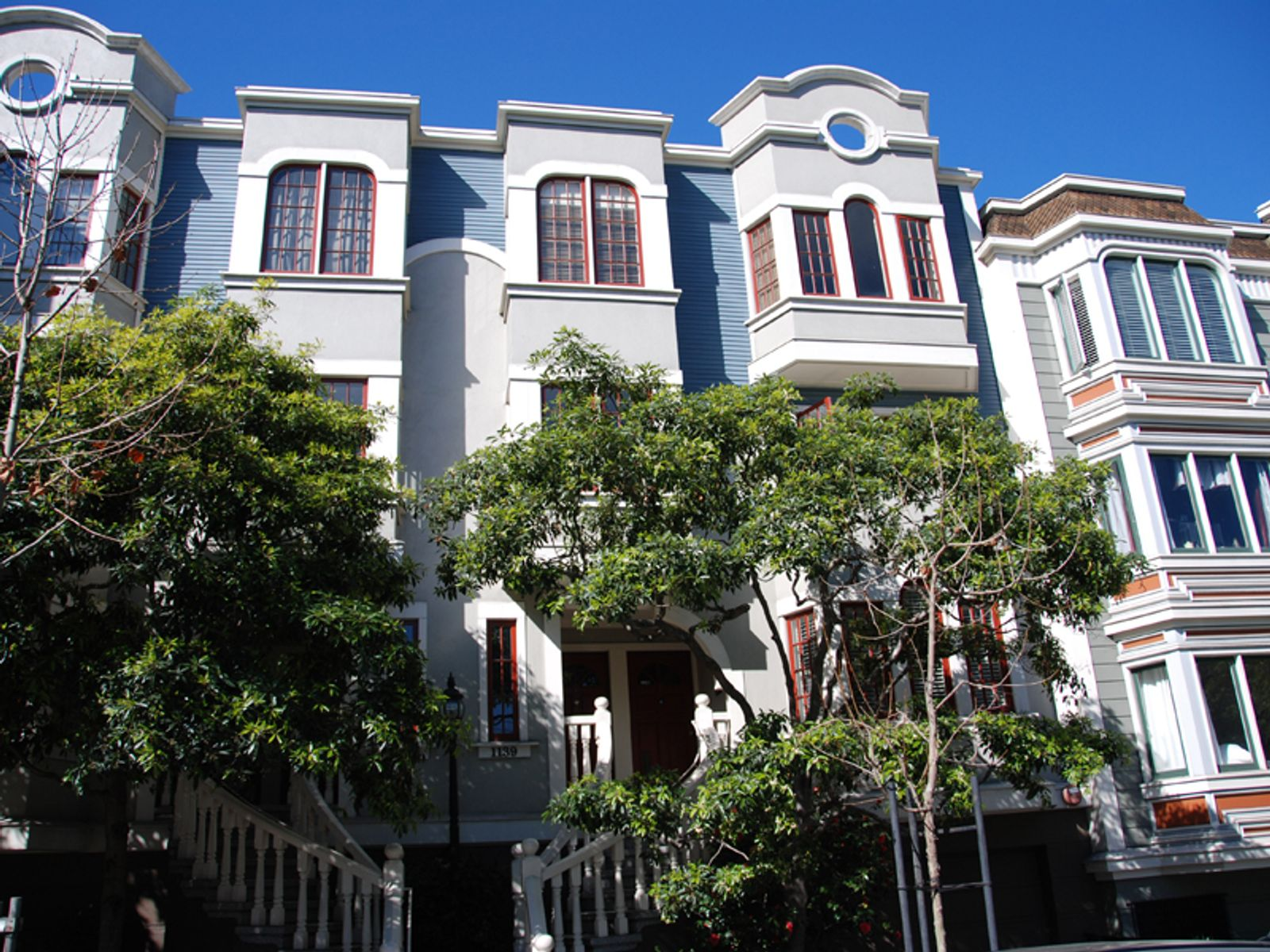 1139 Divisadero Street Unit 1, San Francisco CA Condominium - San Francisco Real Estate