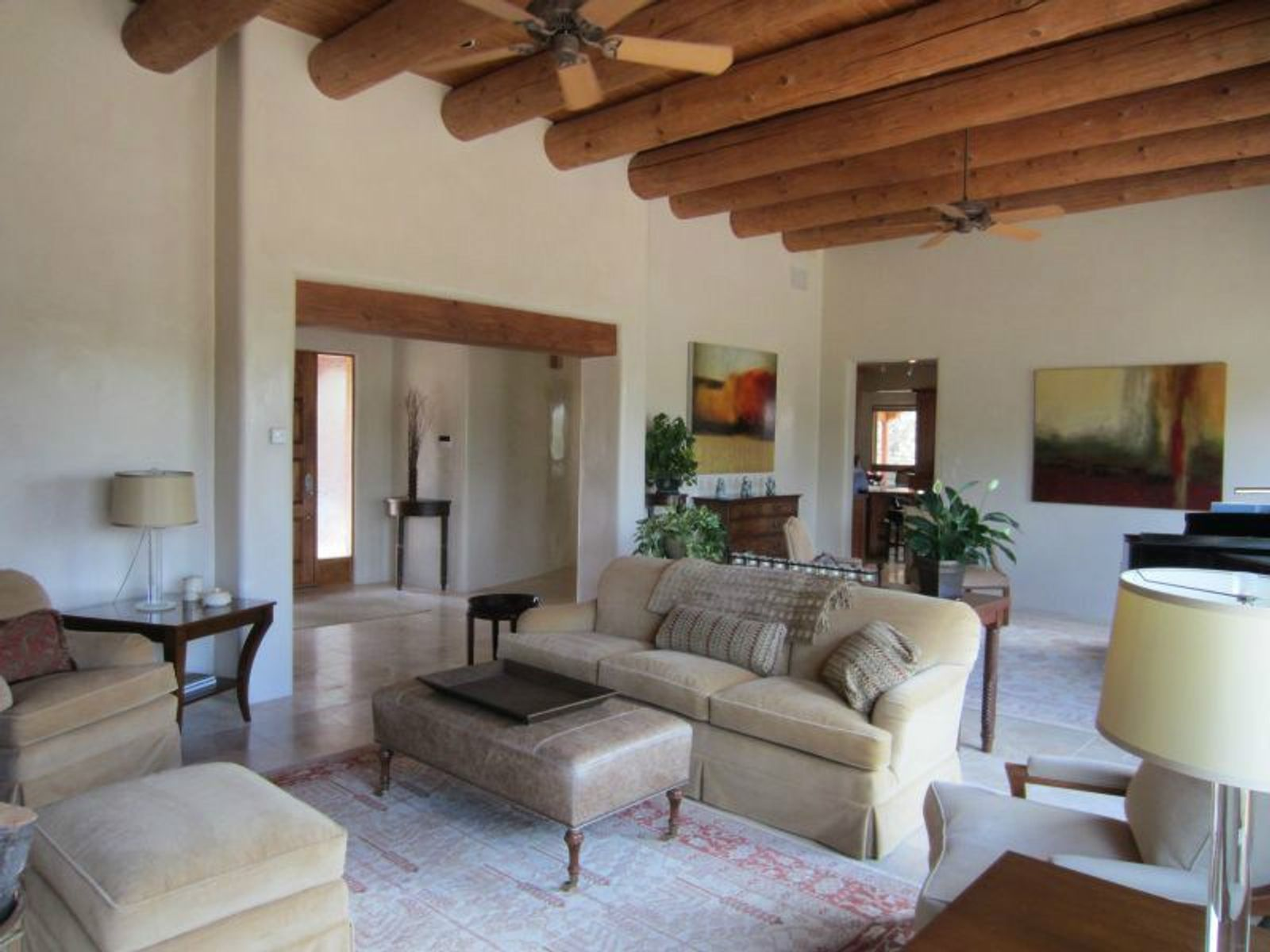 118 East Sunrise Drive, Santa Fe NM Single Family Home - Santa Fe Real Estate
