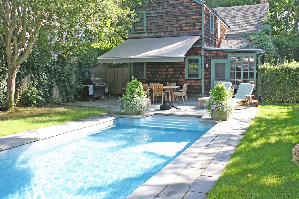 Vintage Sag Harbor Village House