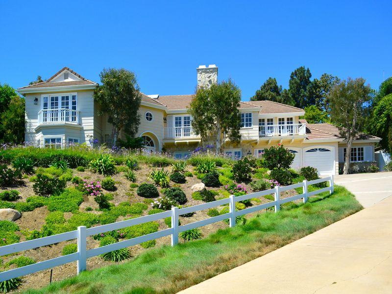 Remodeled 2-Story Malibu Country Estate