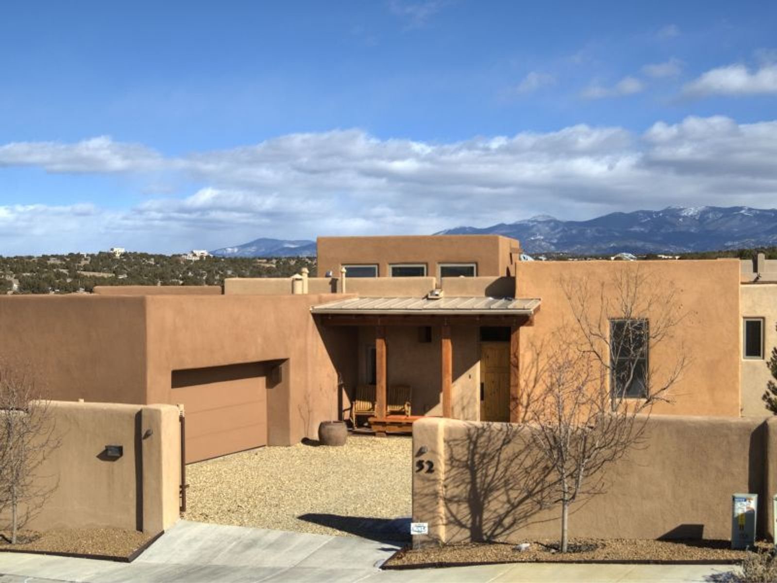 52 Centaurus Ranch Road, Santa Fe NM Single Family Home - Santa Fe Real Estate