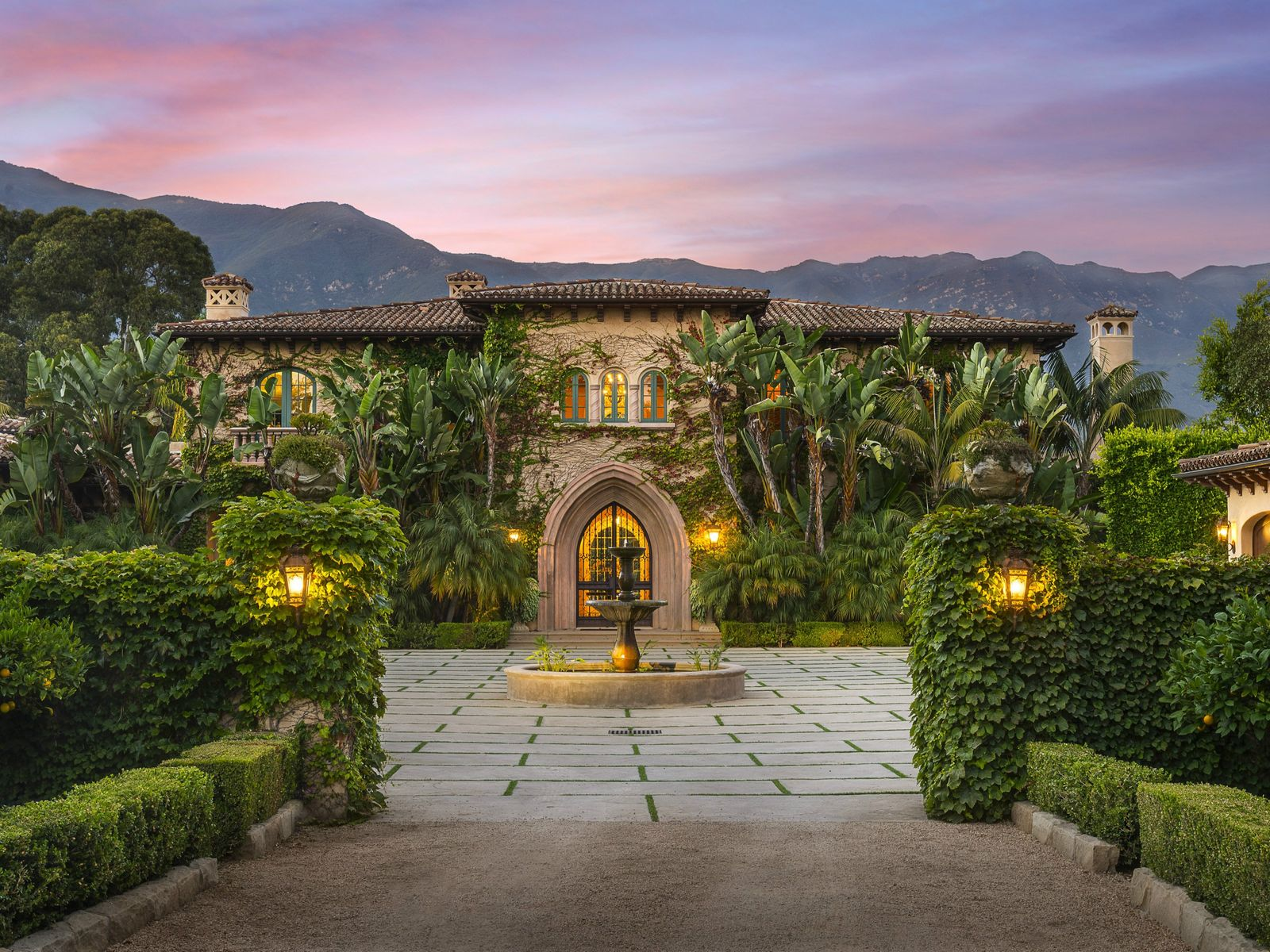 World Class Montecito Estate, Montecito CA Villa - Santa Barbara Real Estate