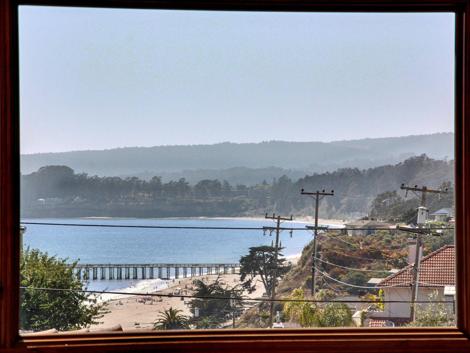 Beach and Ocean View  Mediterranean