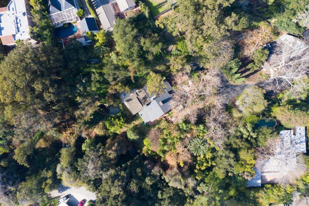 Private Palisades Canyon  Pacific Palisades, CA 90272