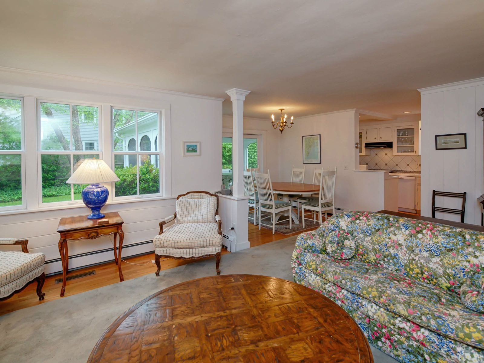 Charming Cotuit Village Antique Colonial