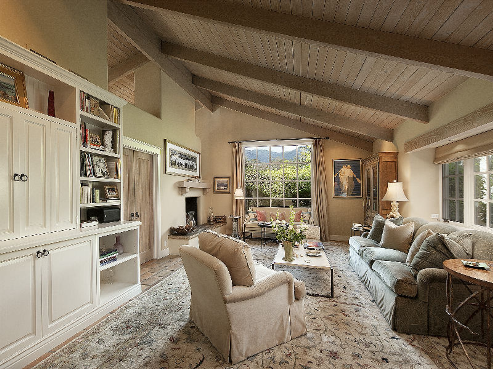 Elegant  French Country-style
