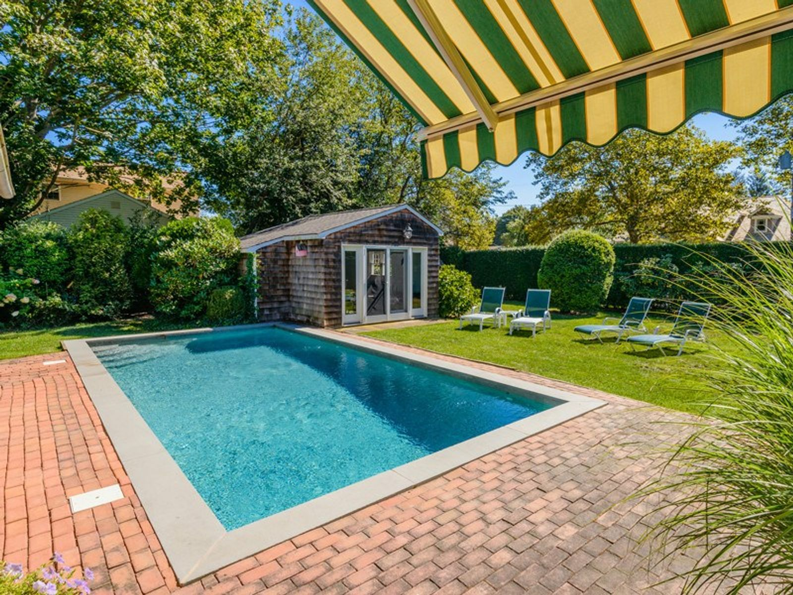 Sweet Village Cottage with Pool