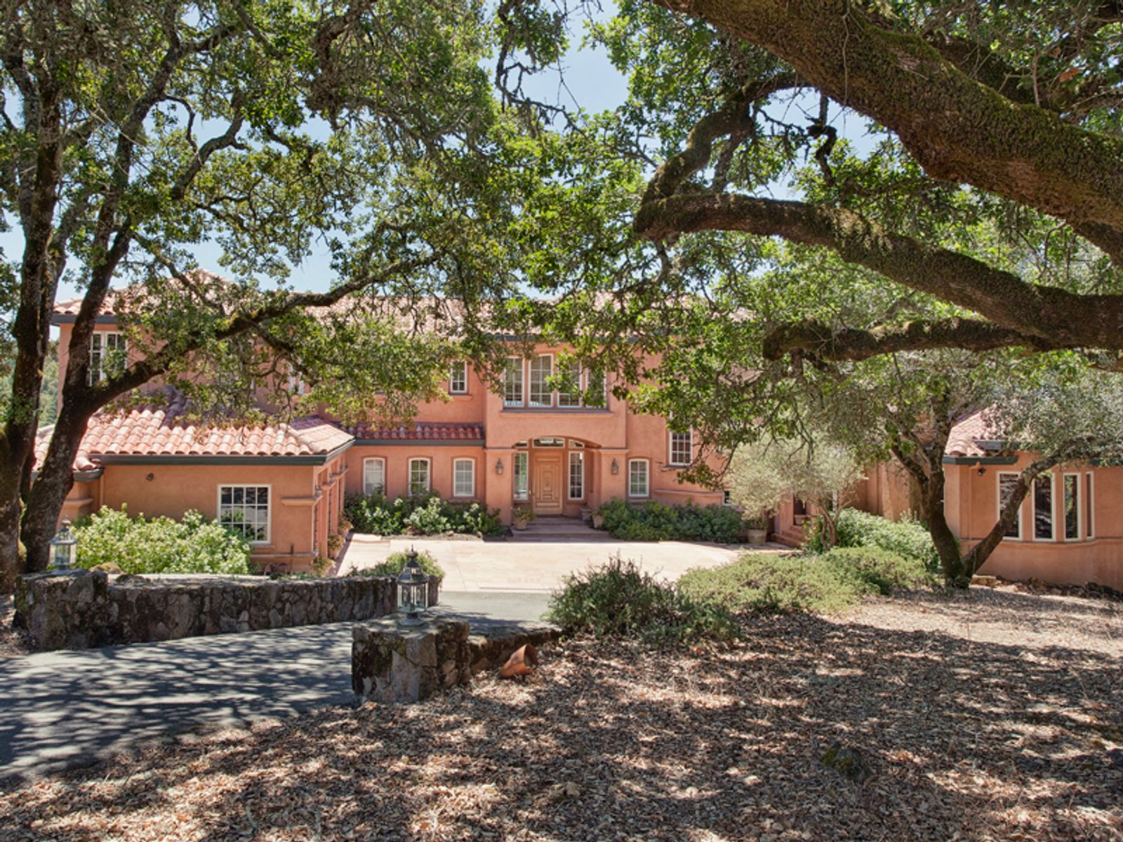 Extraordinary Wine Country Estate