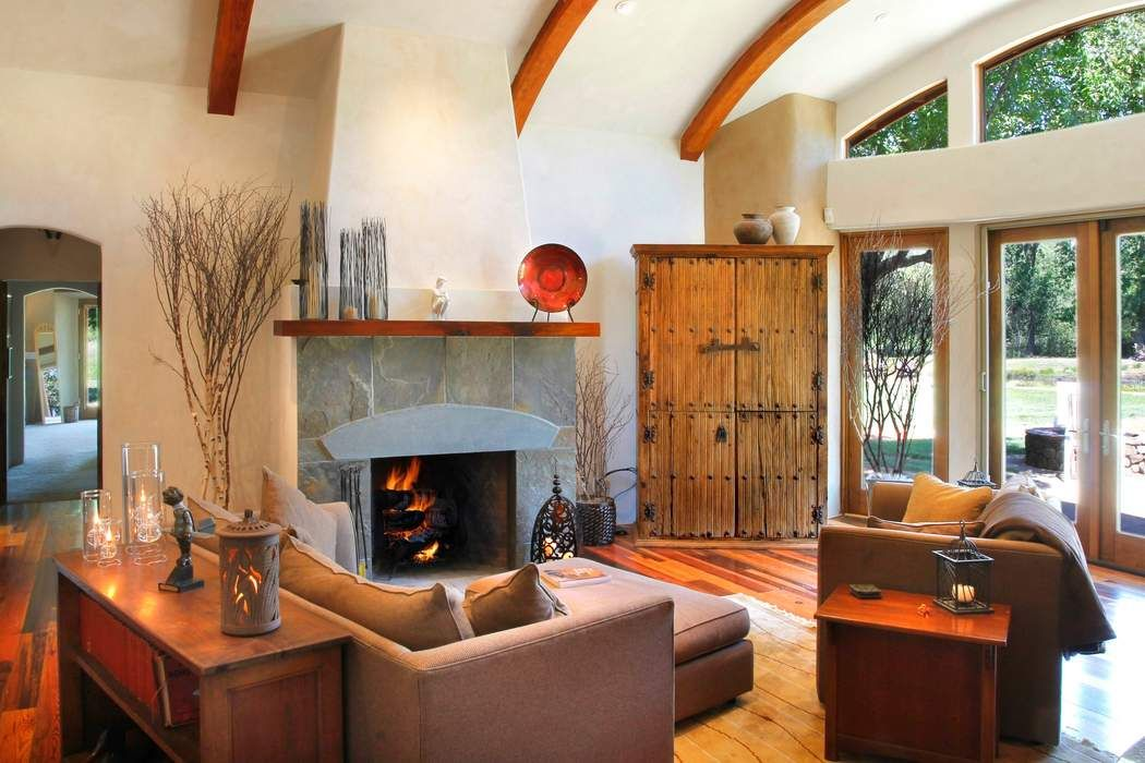 2,380 Sq.ft. Home Exudes Warmth, Early California Style, And The Ideal Home  For Entertaining, ...