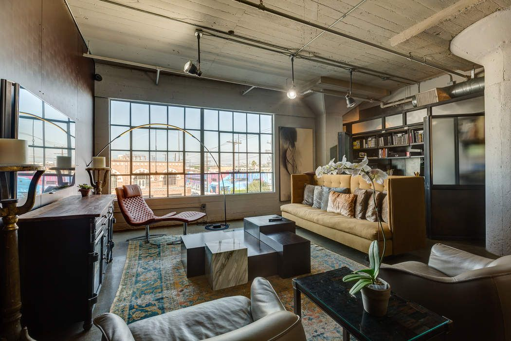 Arts District Toy Factory Designer Loft