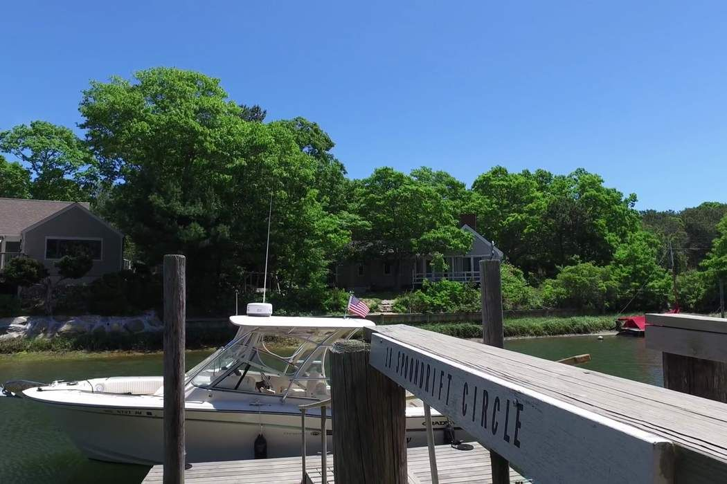 New Seabury Waterfront with Dock