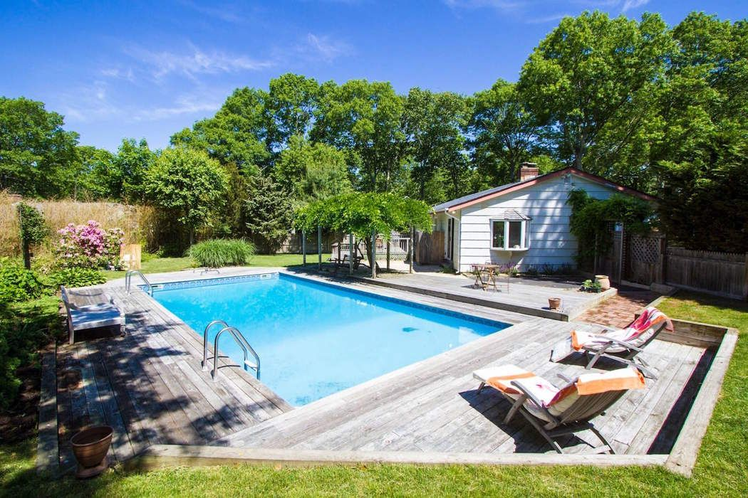 Sag Harbor Village Charming Cottage