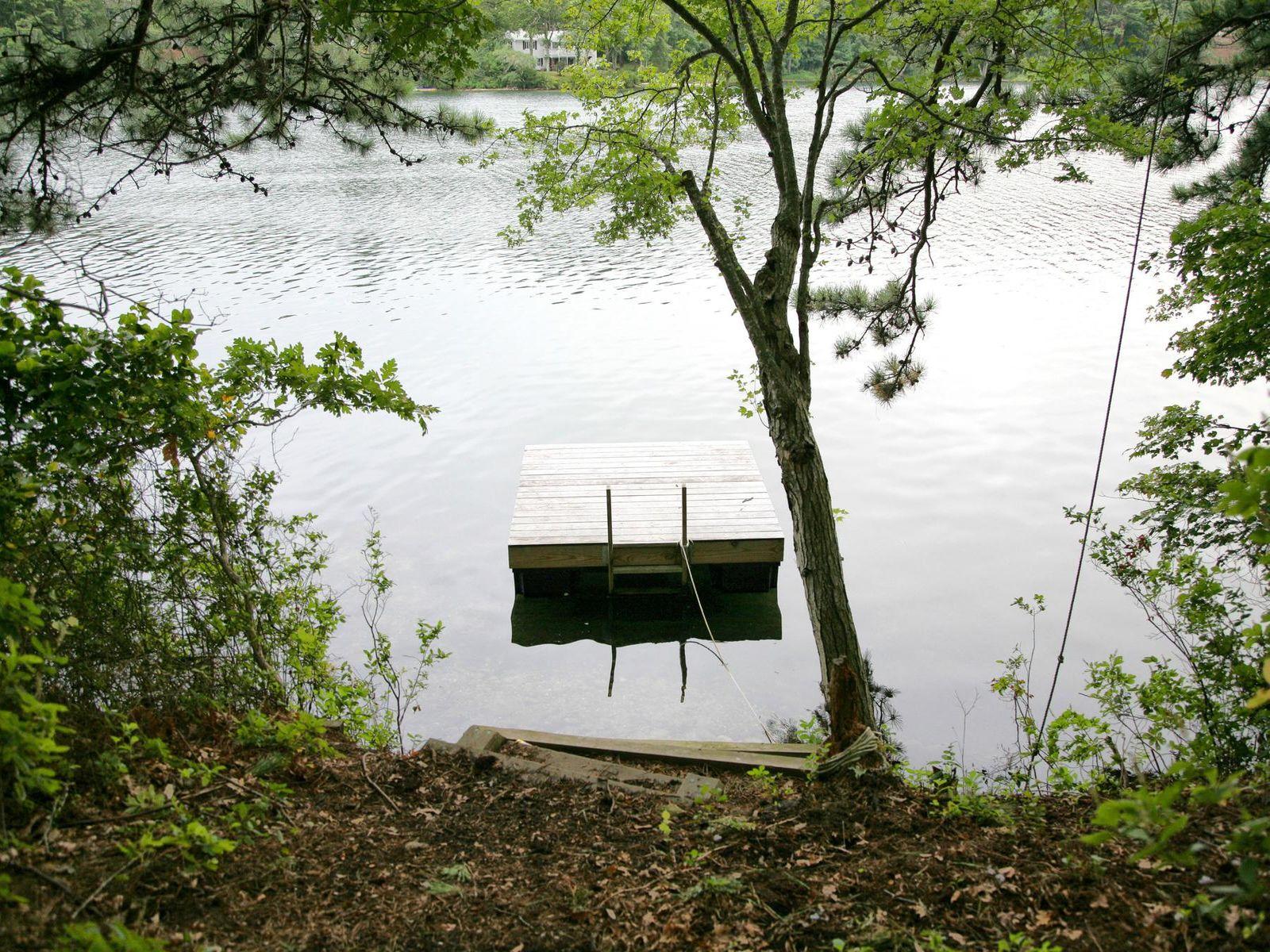 Jenkins Pond Waterfront
