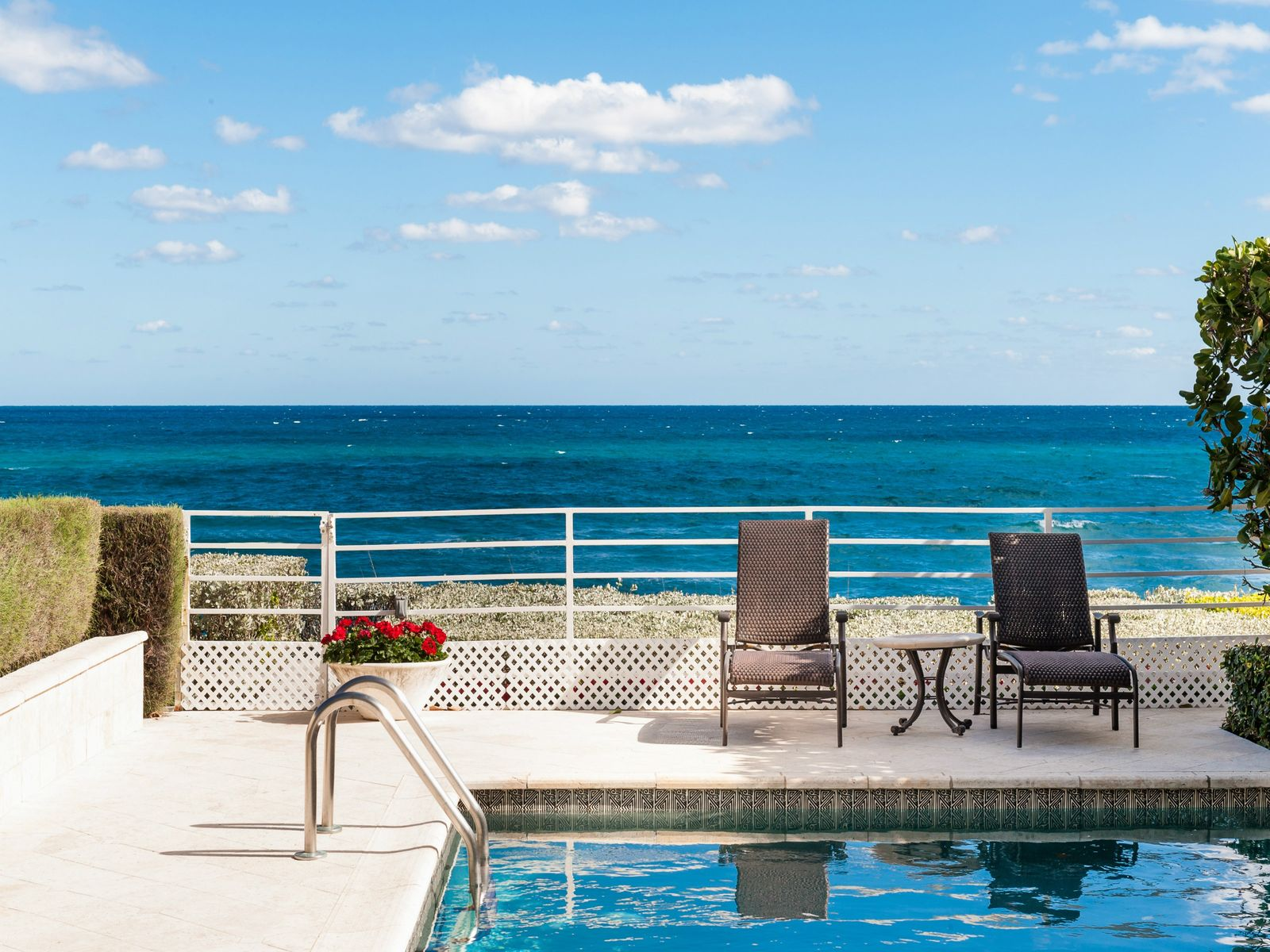 Direct Oceanfront Townhome, Palm Beach FL Townhouse - Palm Beach Real Estate