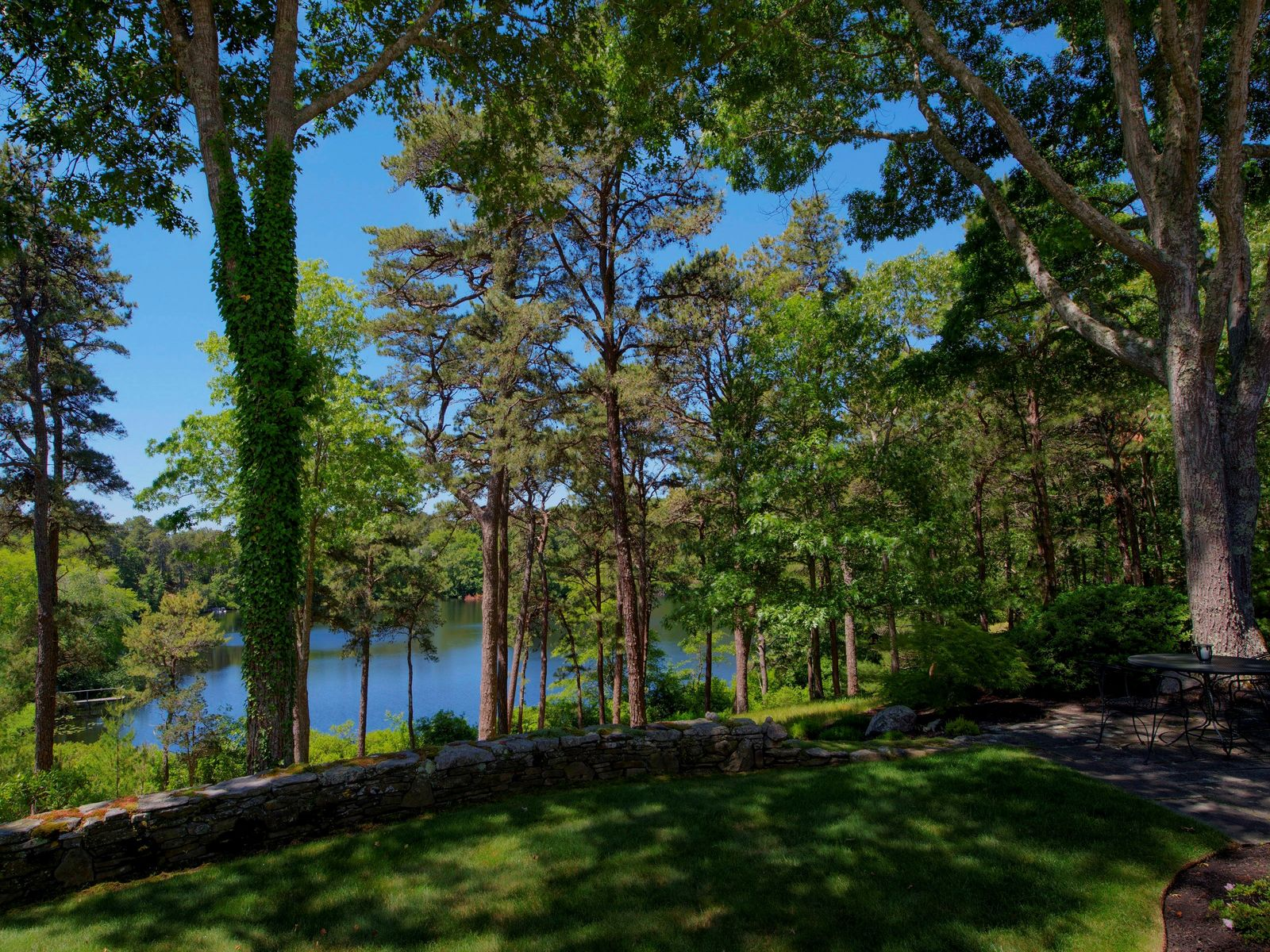 2.15 Acre Residence on North Pond