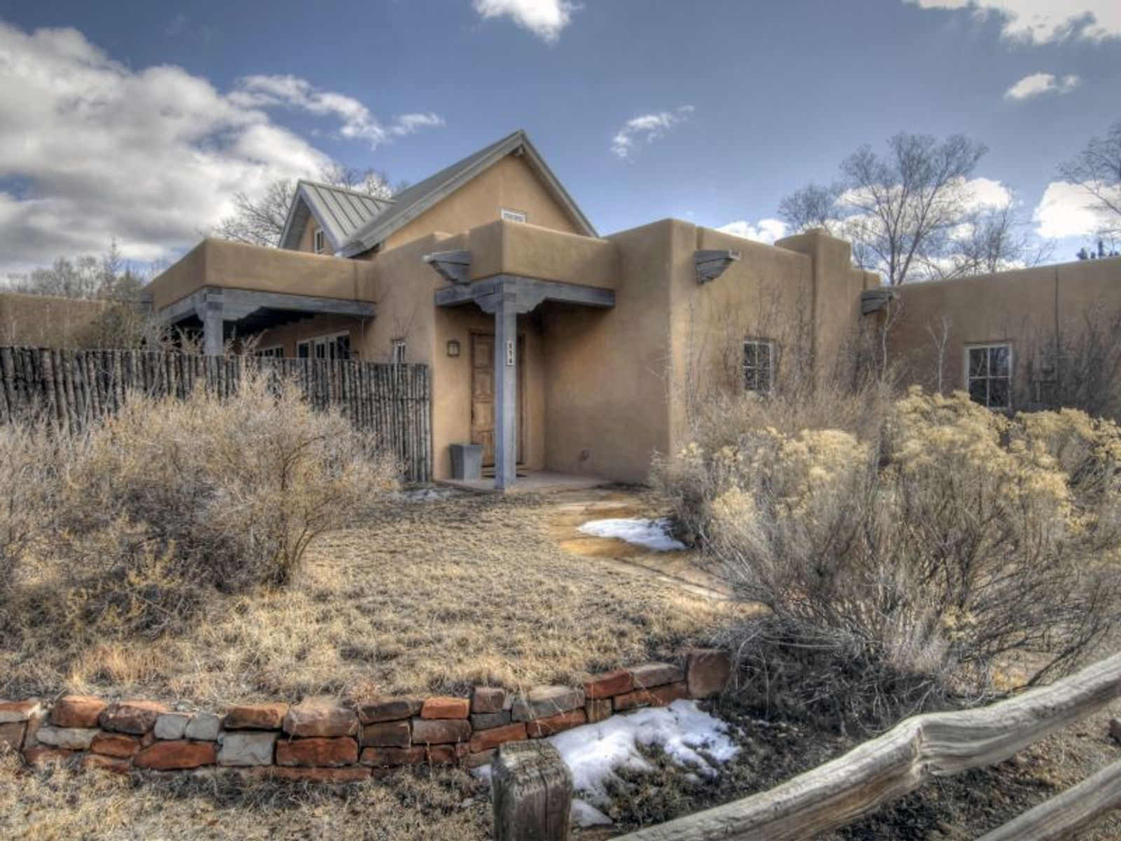 14 Avenida Campo Verde, Santa Fe NM Single Family Home - Santa Fe Real Estate