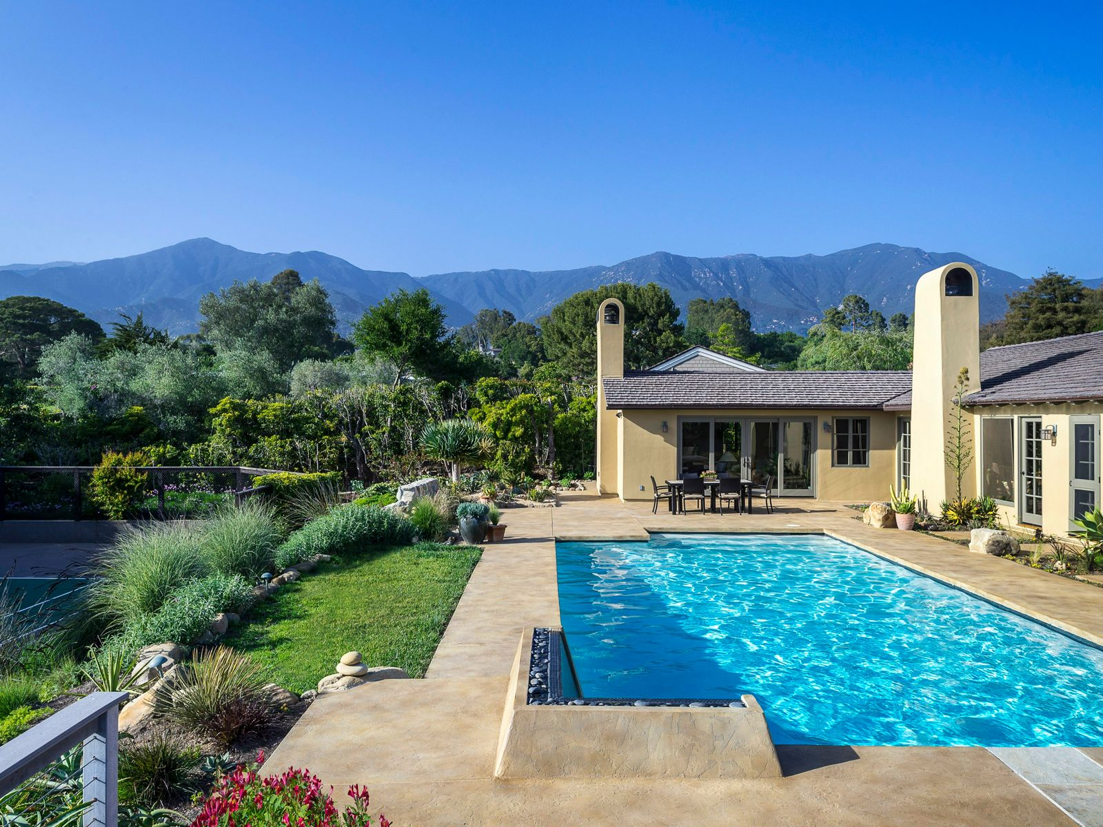 Relaxed Sophistication in Montecito