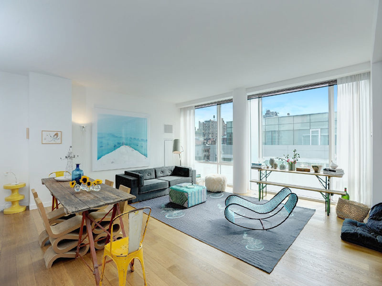 Best Views at Soho Mews, New York NY Condominium - New York City Real Estate