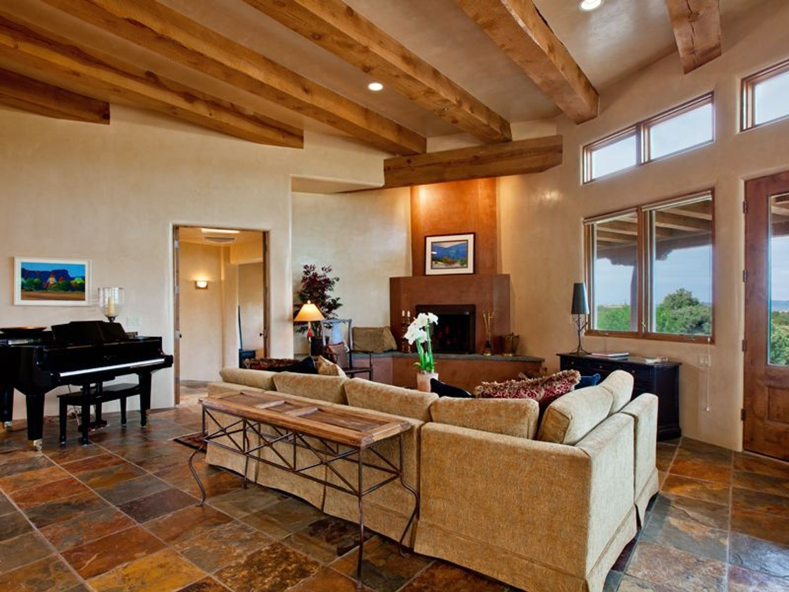 90 Sundance Drive, Santa Fe NM Single Family Home - Santa Fe Real Estate
