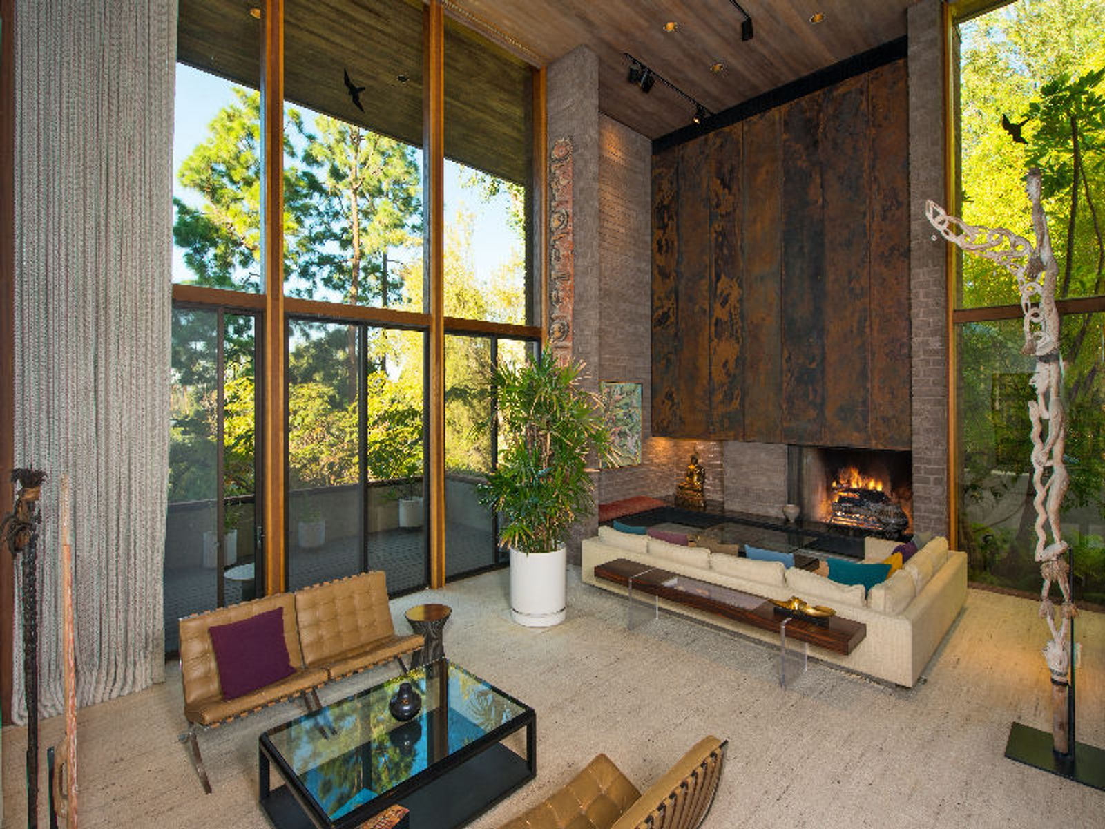 Architectural Masterpiece Prime Location, Beverly Hills CA Single Family Home - Los Angeles Real Estate