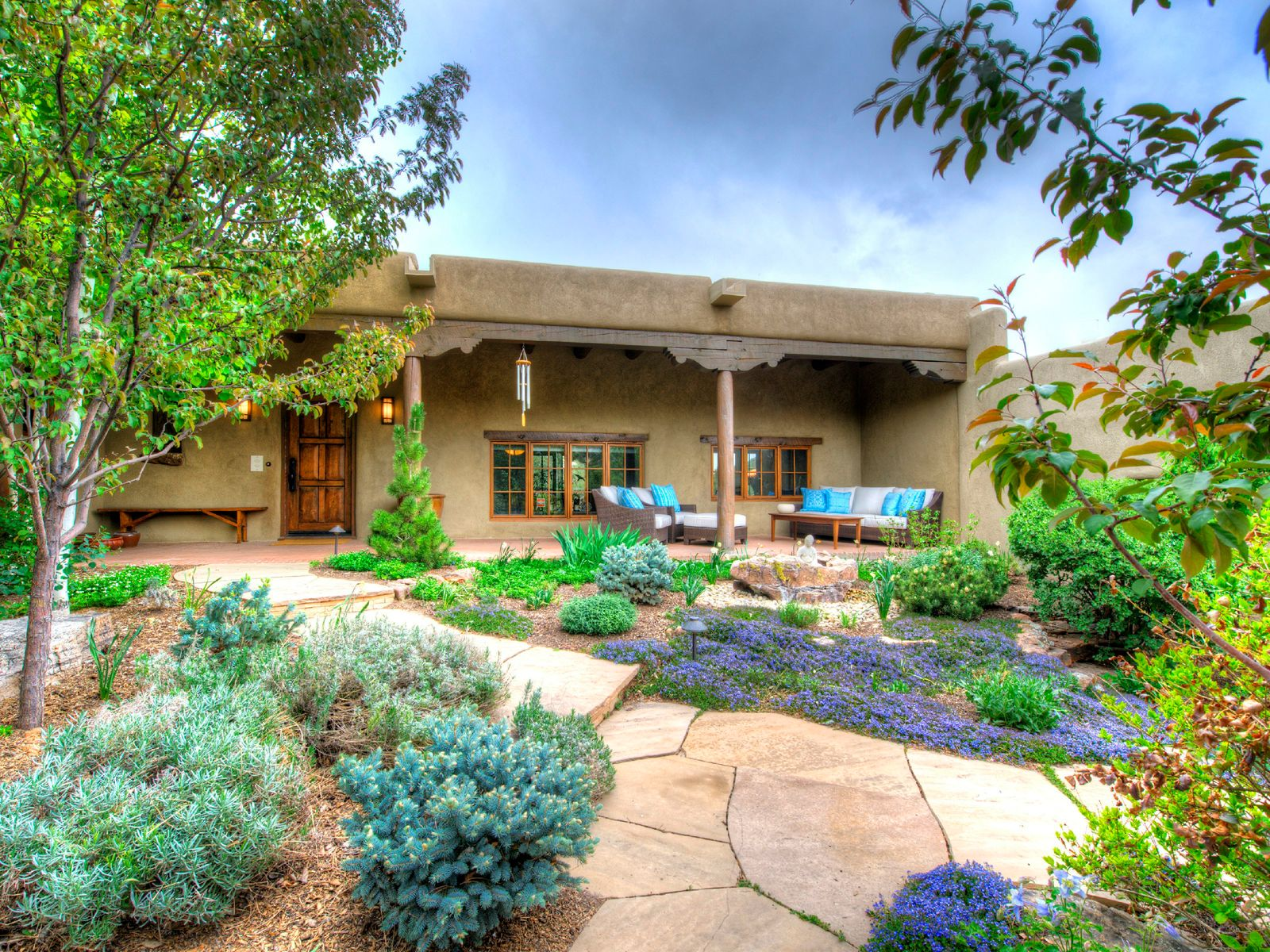 920 Paseo De Andres, Santa Fe NM Single Family Home - Santa Fe Real Estate