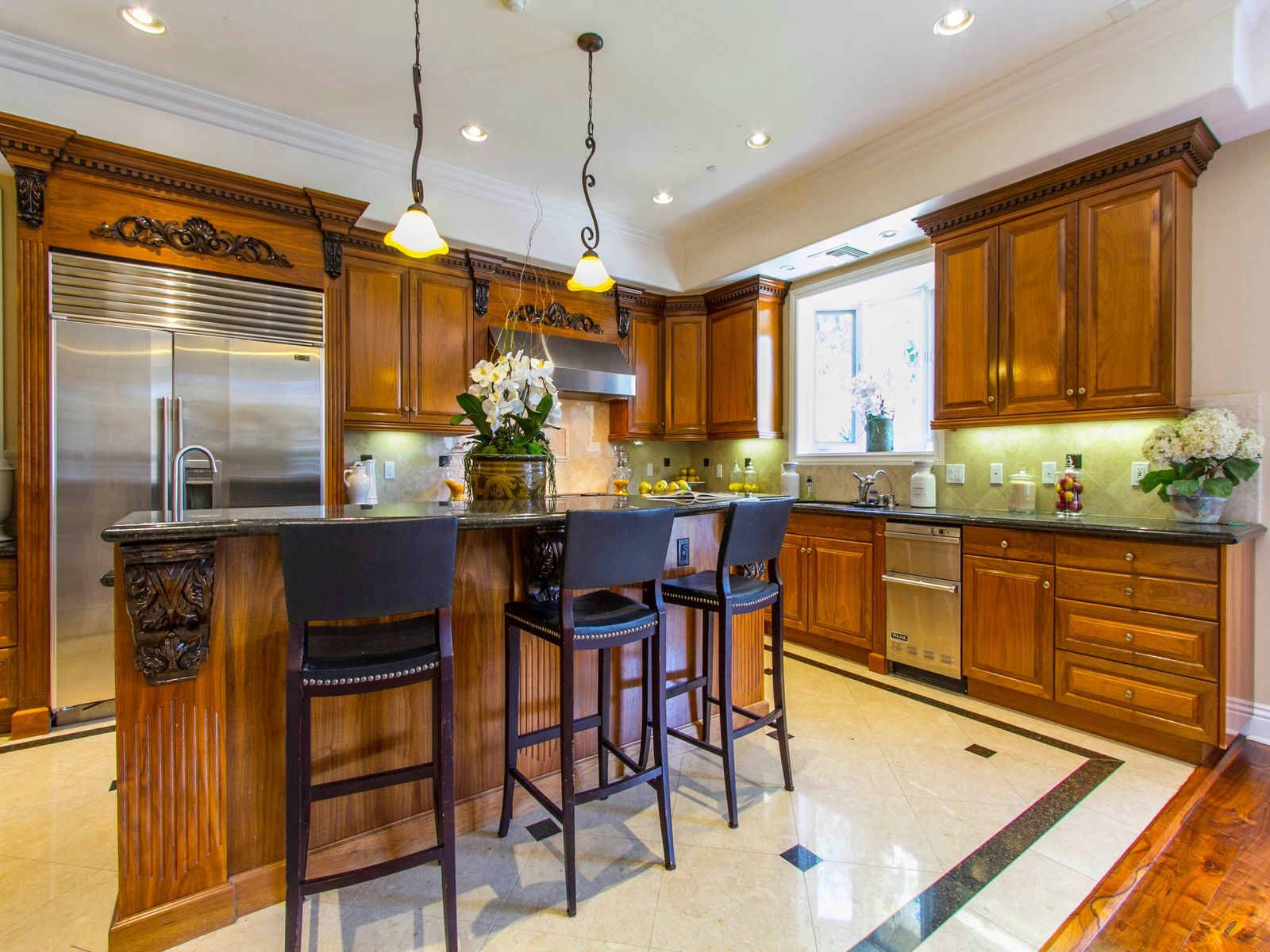 Elegant Mediterranean Home