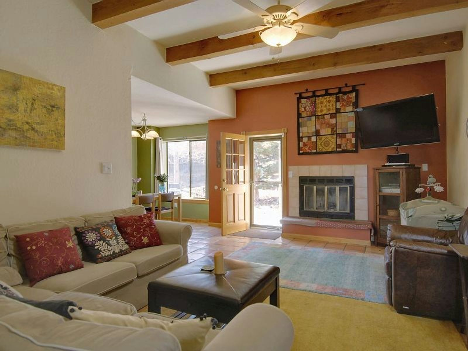 2722  La Silla Dorada, Santa Fe NM Single Family Home - Santa Fe Real Estate