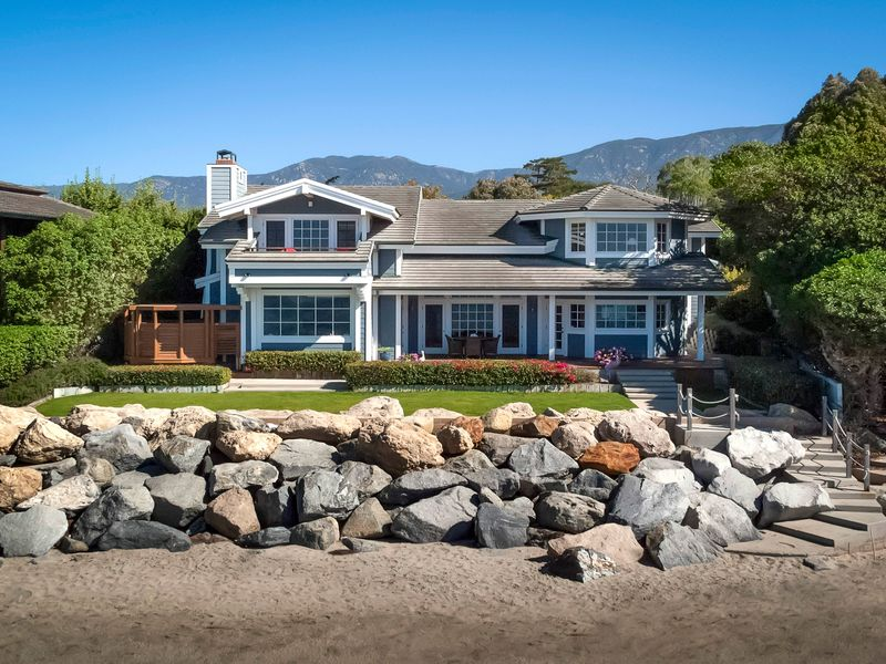 Santa Barbara Beach Front