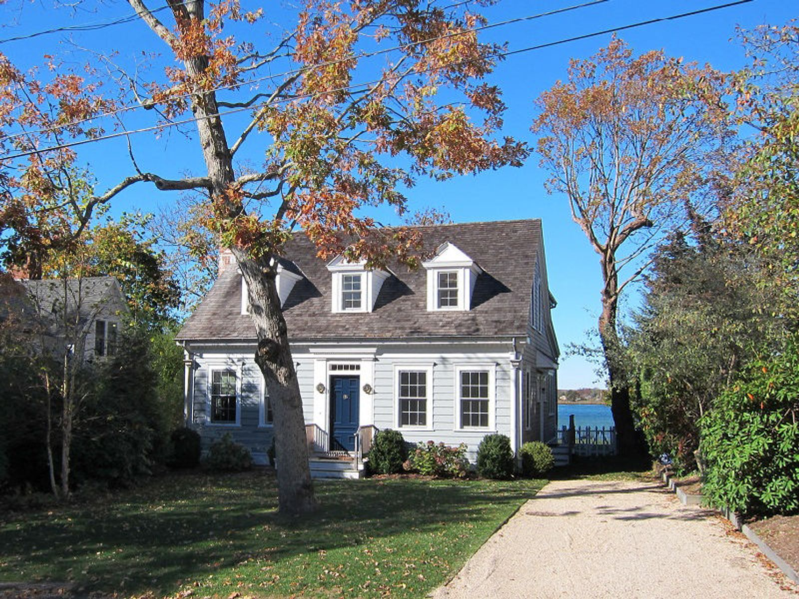 Waterfront-Sag Harbor Village, Sag Harbor NY Single Family Home - Hamptons Real Estate