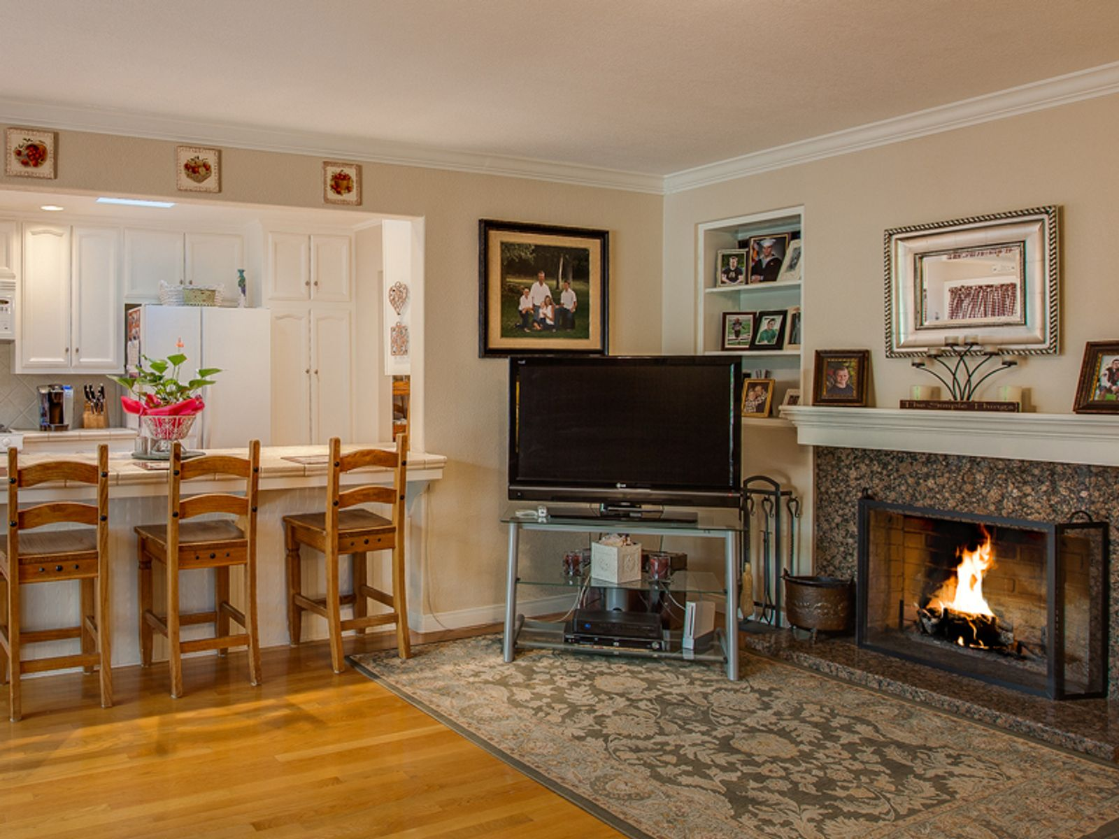 Santa Ynez Oaks Home