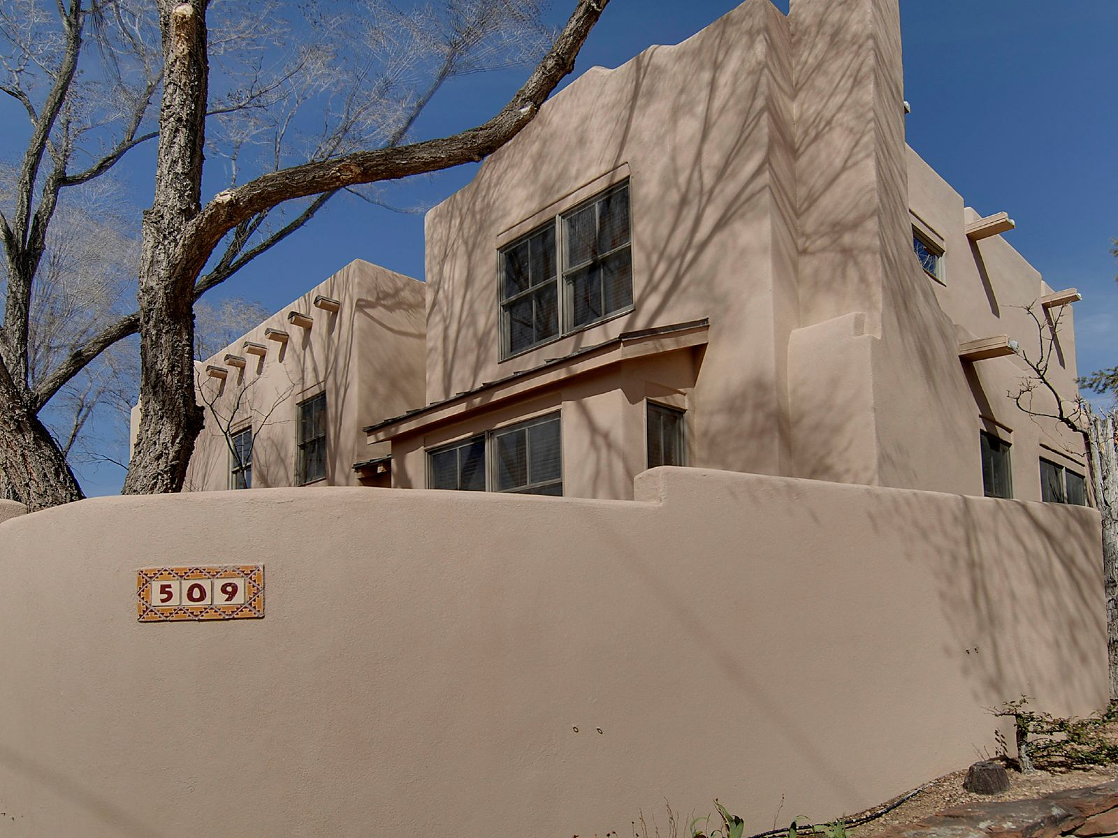 509 Rio Grande #A, Santa Fe NM Condominium - Santa Fe Real Estate